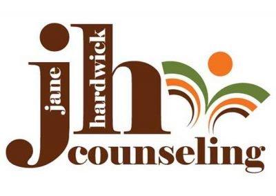 Logo Design & Branding:   Jane Hardwick Counseling