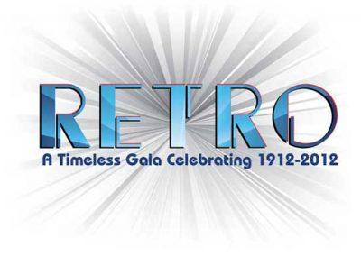 Logo Design & Branding:   Retro