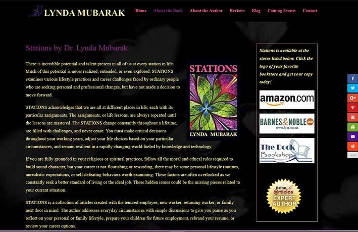 Colorado Springs wordpress websites for small business - mubarak