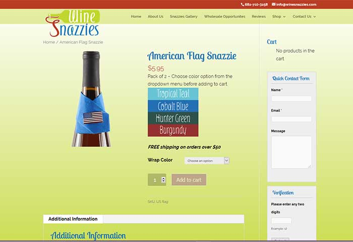 fort-worth-wordpress-websites-wine-snazzies-4