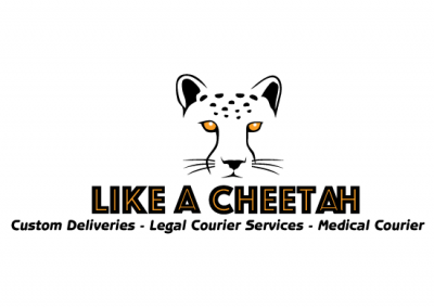 Logo Design & Branding:   Like A Cheetah