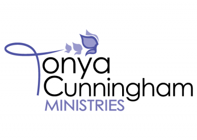 Logo Design & Branding:   Tonya Cunningham Ministries