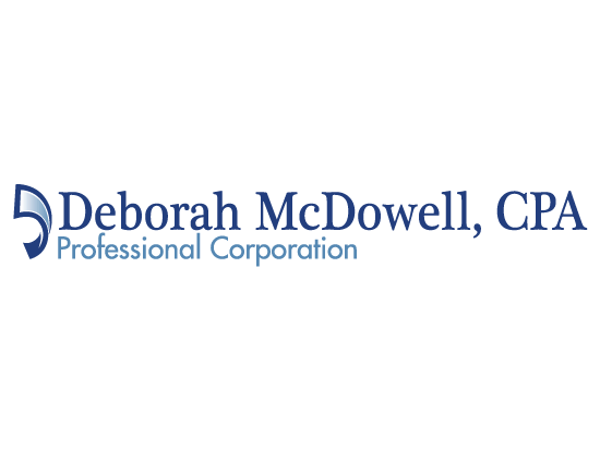 Logo Design & Branding:   Deborah McDowell CPA